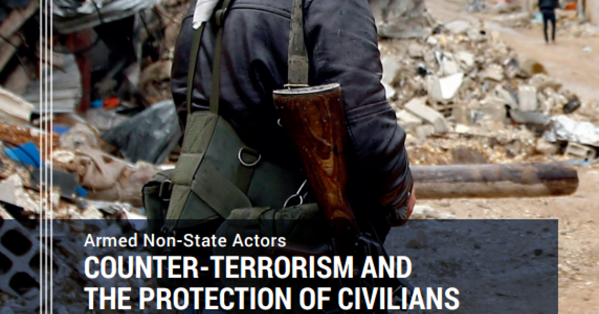Maximizing the protection of civilians in conflict | DIIS